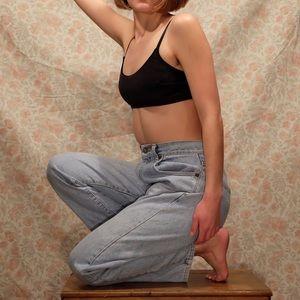 Vintage Calvin Klein High Rise Boyfriend Jeans